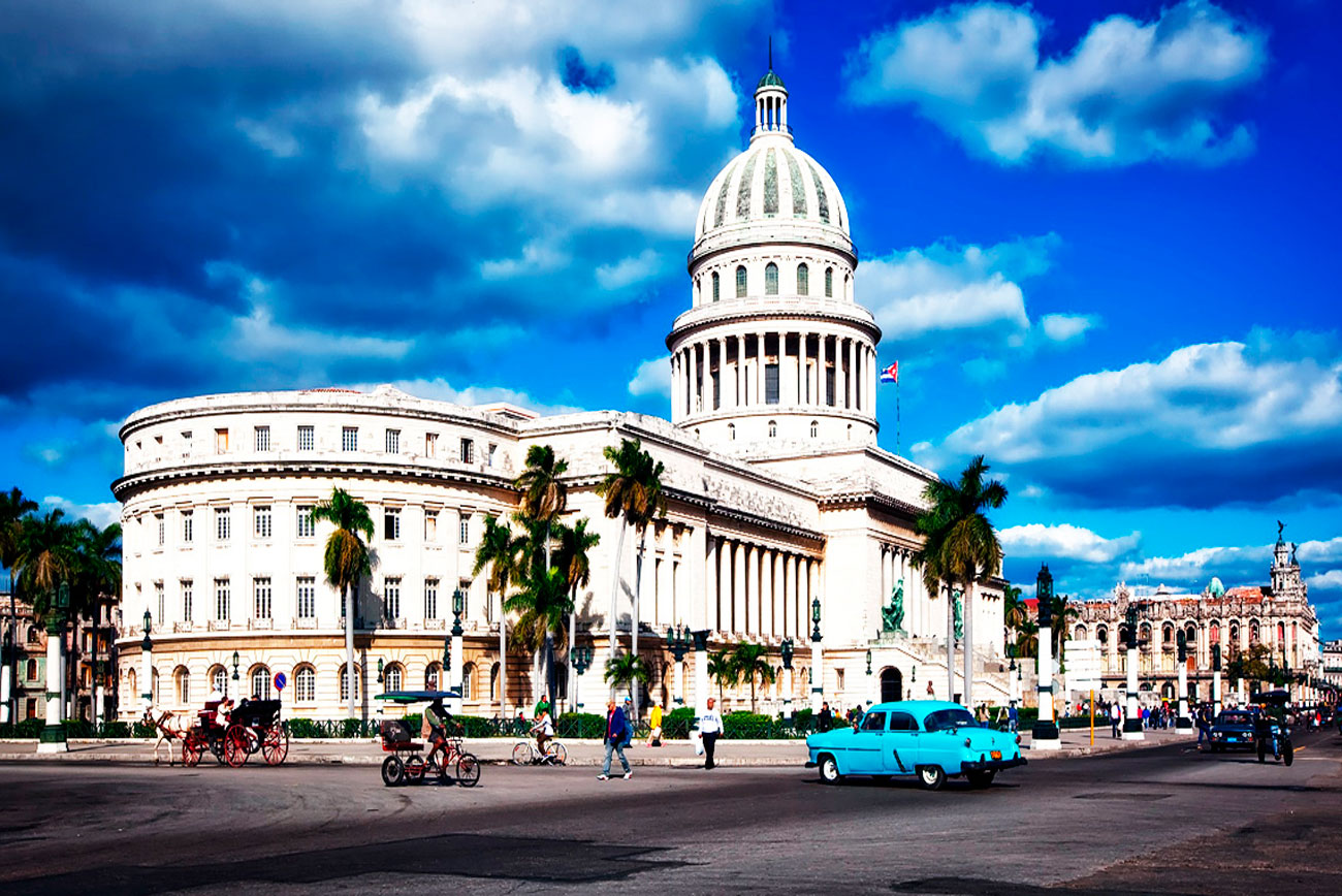 CITY TOUR - CAPITOLIO - LA HABANA