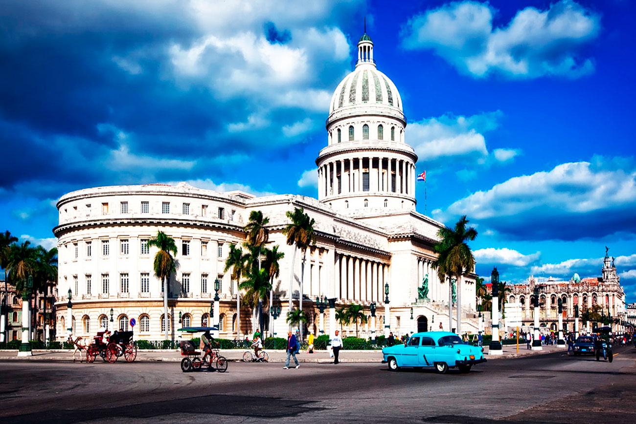 CITY TOUR - CAPITOLIO - LA HABANA