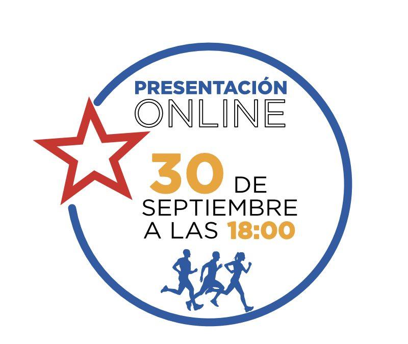 Presentación Online del Maratón de Varadero.